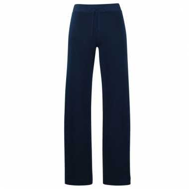 Navy blauw trainingsbroek voor dames